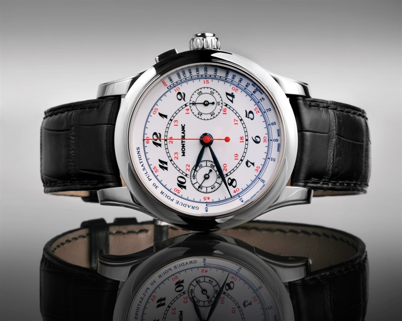 MontBlanc Villeret 1858 Replica Watches